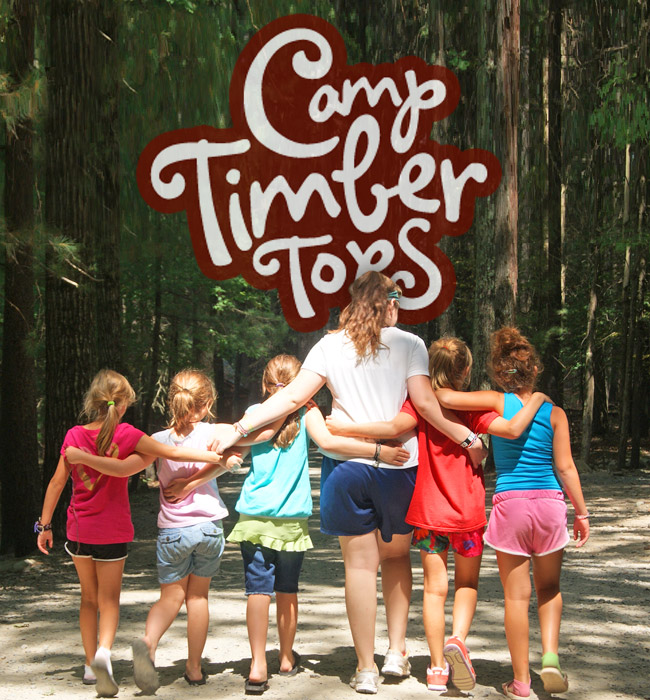 Camp Timber Tops!