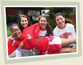Sleepaway Camps for Girls Activities