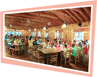 Sleepaway Summer Camps Dining Hall